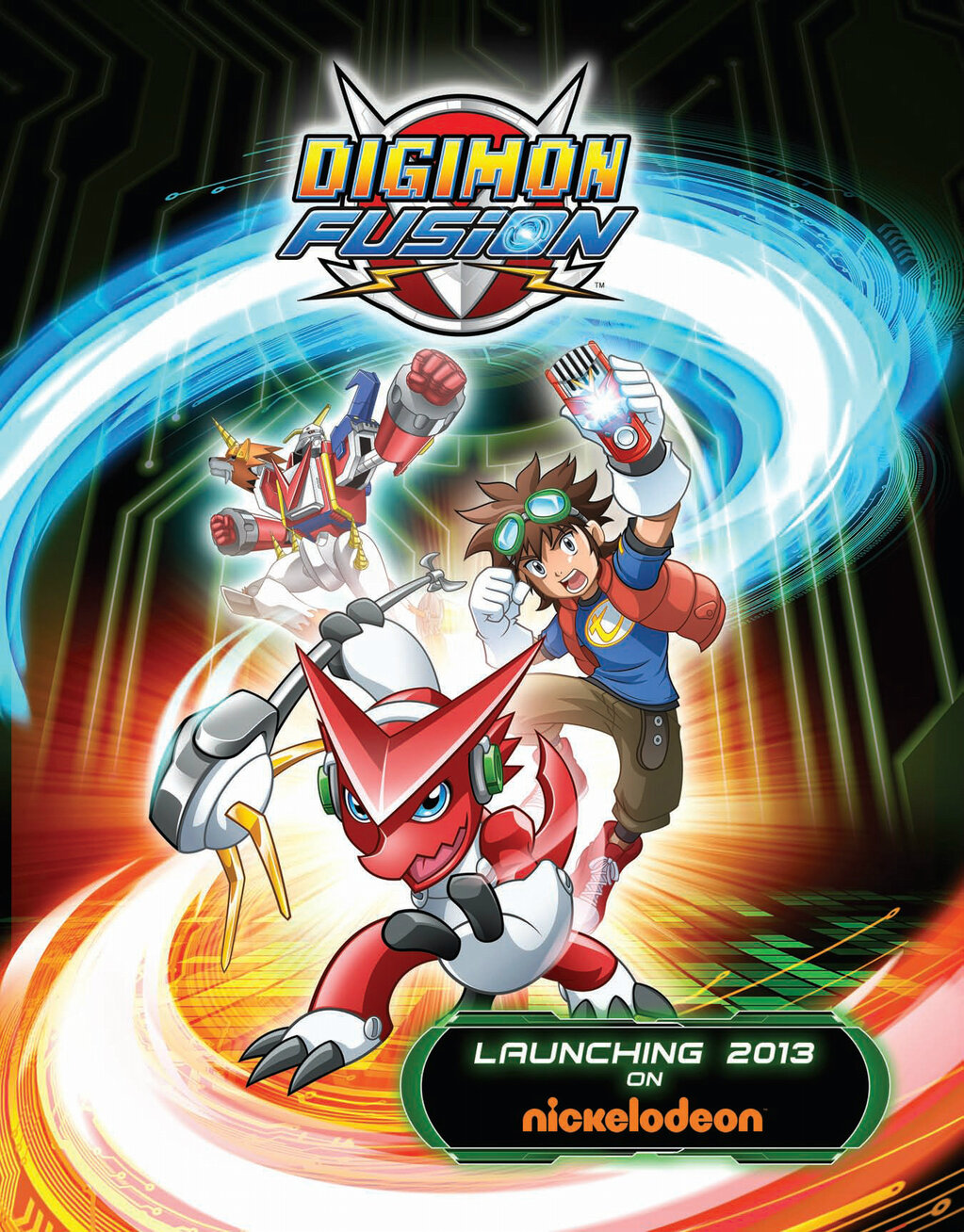 Digimon Fusion to air on Nick this year Digimon_F_Flier1