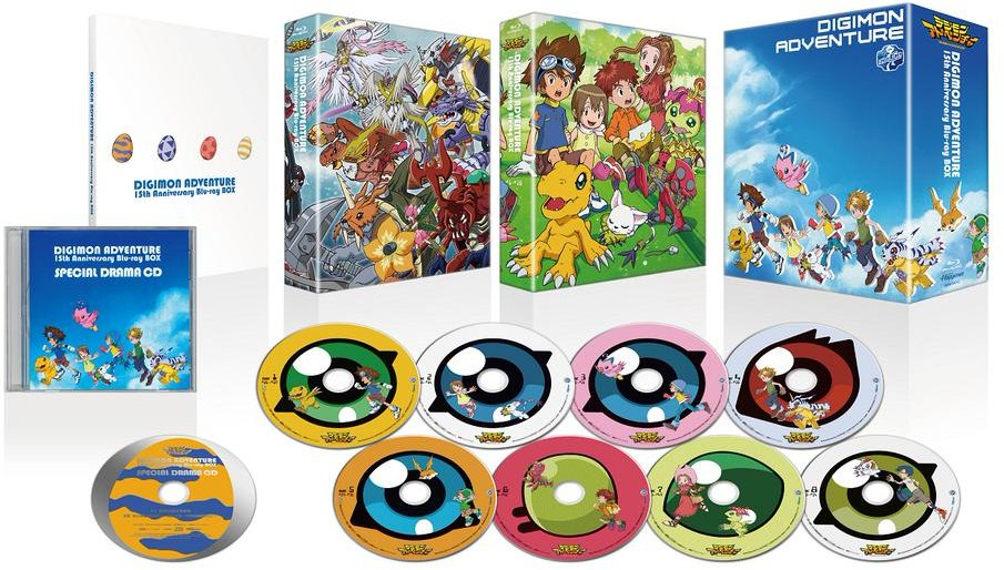 digimon adventure blu ray english