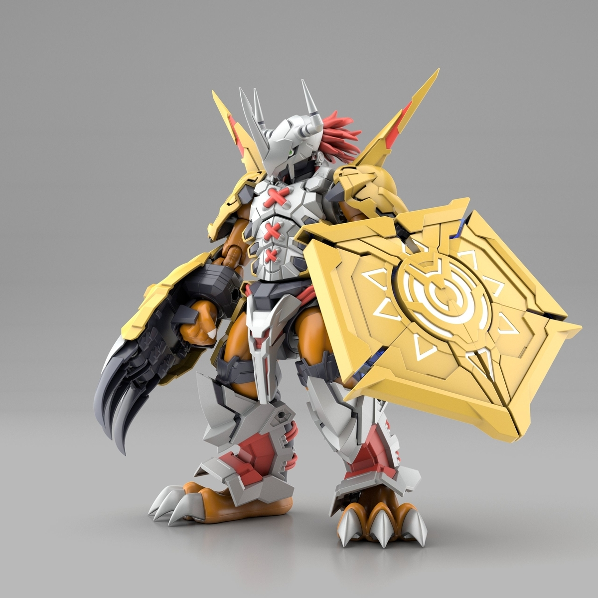 Overview & Introduction To Figure-rise Standard WarGreymon