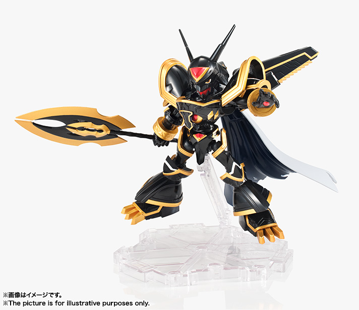 NXEdge Alphamon Updated Info and Images, Update- Pre ...
